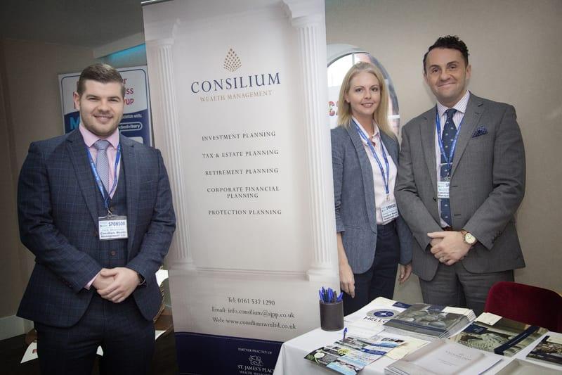 Consilium join the Best of Bury