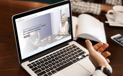 Consilium Wealth Managementlaunch new website!